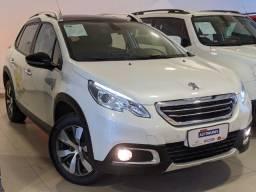 Peugeot 2008 1.6 Flex Crossway Automático 18/19 Branco!