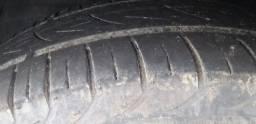 Vendo 4 pneus firestone 185 70 14 em castanhal