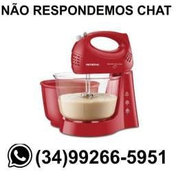 Título do anúncio: Batedeira Mondial 500w 110v c/ 2 Tigelas Super Potente * Nova