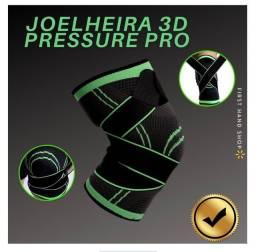 Joelheira 3D PRESSURE PRO? 360º