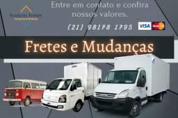 Copacabana Mudanças / Fretes em Copacabana / Carretos Copacabana