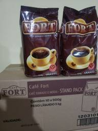 Promoção CAFE FORT 3 CORAÇÕES