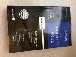 Título do anúncio: livro tratado de direito penal cezar roberto bitencourt v. 1