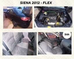 Siena - Flex - preto - 2012