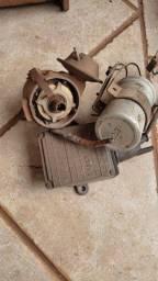 Kit ignição eletrônica Fusca original bosh