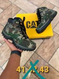 Bota caterpillar 41,42,43( Promoção)