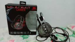 Headset Gamer 7.1 Knup Top.