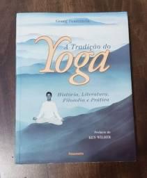 Título do anúncio: Livro de yoga