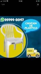Cadeira Plastico