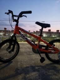 Título do anúncio: Bicicleta infantil gtsm1 aro 16