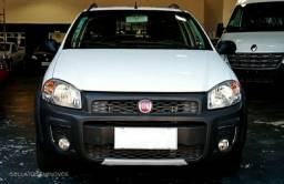 Fiat strada 1.4 hard parking dupla Flex 3p 2017