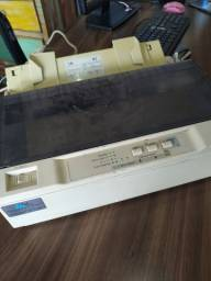 Impressora lx 300 sem usb
