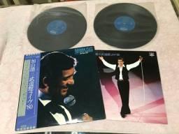 Disco de vinil duplo importado do Kayama Yuzo