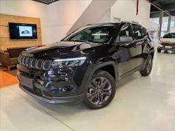 Título do anúncio: Jeep Compass 1.3 T270 Turbo Longitude 80 Anos