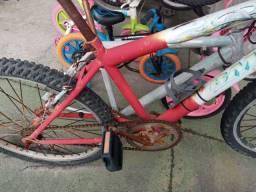 Carcaça de bicicleta