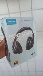 Fone Bluetooth ANKER Q20 Original - Novo / Pronta Entrega