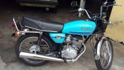Título do anúncio: Moto CG Bolinha 125. Ano 82.