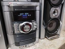 Título do anúncio: Aparelho de som Sony Mod Hcd Gn990