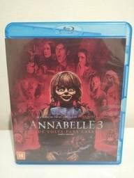 Blu-ray Annabelle 3: De Volta Para Casa