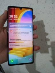 LG Velvet 128giga 6ram biometria tela 6.8