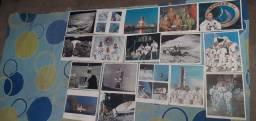 Fotos Antigas de Astronautas