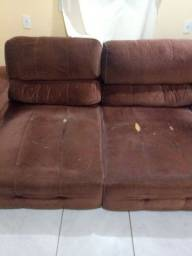 Sofá cama usado