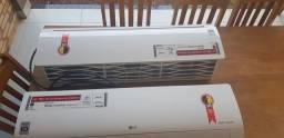 Ar condicionado  LG dual inverter. 19.000 mil BTUS