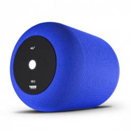 Caixa de som portatil bluetooth/sd/usb start xl smart 15w azul