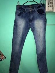 Calça jeans oakley