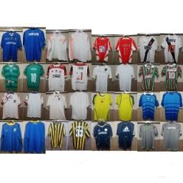 Lote Camisas de futebol
