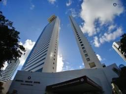 Título do anúncio: Flat para aluguel, 1 quarto, 1 suíte, 1 vaga, Boa Viagem - Recife/PE