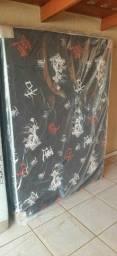 Título do anúncio: Cama box casal 12 cm de espuma entrega grátis