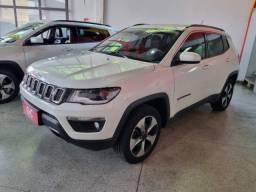 Título do anúncio: Jeep Compass 2.0 4x4 Diesel com 49.000km revisado na concessionária e chave reserva