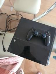 PS4 sim com controle (não aceita troca)