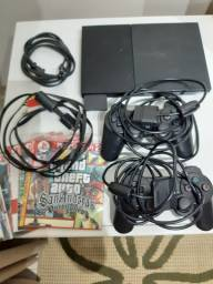 PS2 Playstation 2 (kit completo)