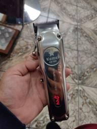 Máquina de cortar cabelo Kemei 1996