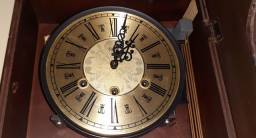 Relógio Parede Carrilhão / Pêndulo Algarismo Romano / Eska