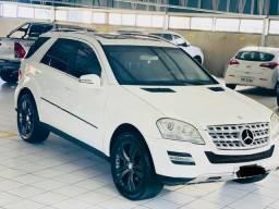 Mercedes ML 350 CDI diesel Blindada 2011 impecável!