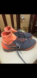 Chuteira original Nike macistax 39 futsal