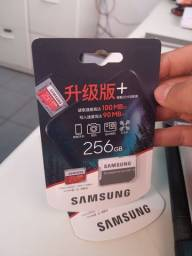 Cartao memoria Samsung 256 Mb original