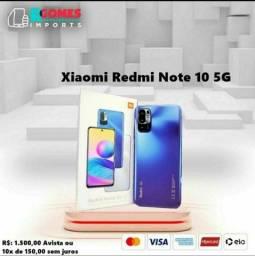 Xiaomi Redmi Note 10 5G 4/64GB nighttime blue