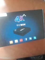 Tvbox mxq 128 gigas
