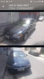 Honda civic automático 95