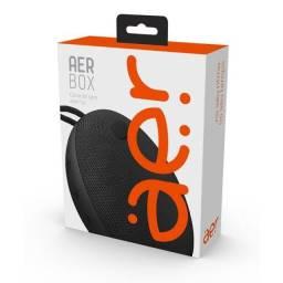 Aerbox - Caixa de som - Preta
