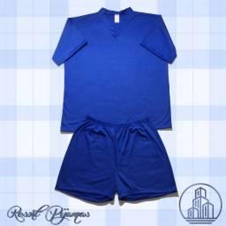 Título do anúncio: Pijama Adulto Curto Masculino Ultimas Peças Apenas Tamanho P, M