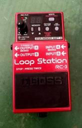 Pedal de Loop Station RC-3 usado 1 vez