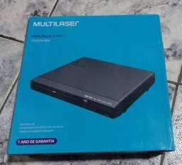 DVD Multilaser 3em 1 modelo SP391