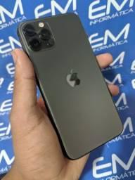 IPhone 11 Pro 64Gb Cinza- Seminovo - com nota e garantia, somos loja fisica
