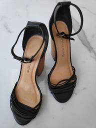 sandália bottero preta 36