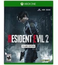 Título do anúncio: Resident evil 2 remake deluxe Editon Xbox one